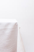 Linen tablecloth