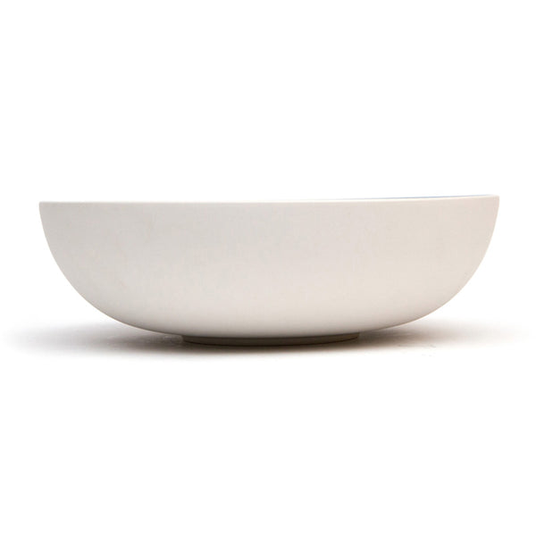 Tourron large shallow serving bowl
