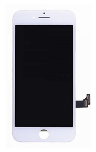 iPhone 7 Plus Screen With Small Parts (Front Cam, Prox Sensor & Speaker) - White