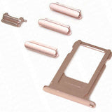 Compete button set and SIM tray 