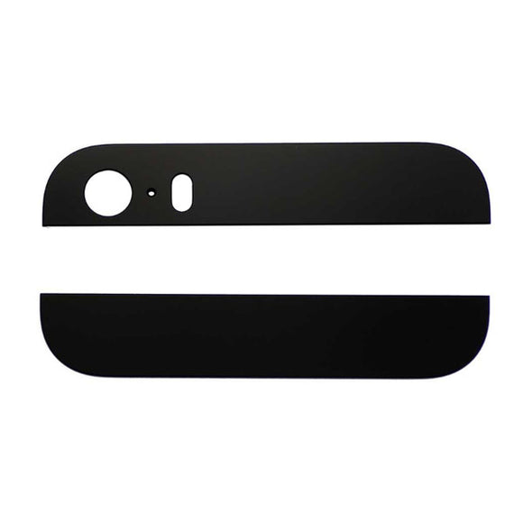 iPhone 5/5S/5C Glass Lens - Black