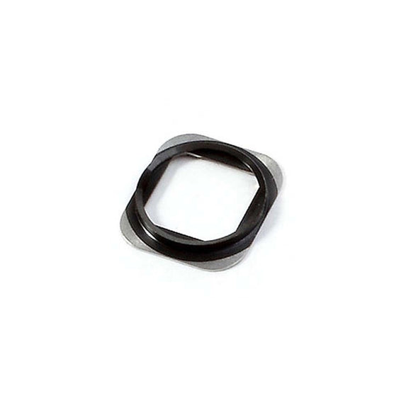 iPhone 5S Home Button Metal Ring - Black