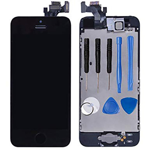 iPhone 5 Screen Assembly-Black