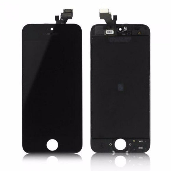 For iPhone 5/5S/5C Full LCD Touch Screen Display Digitizer Assembly Replacement[Black,5/5G] 1pcs iPhone 5/5C/5S Replacement LCD's