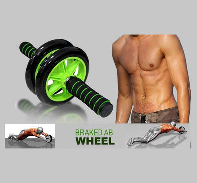 Powerful Ab Wheel