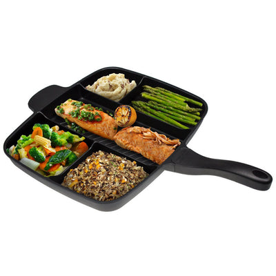 5 in 1 Non-Stick Pan
