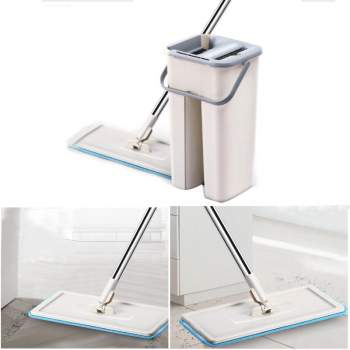 Lazy Mop Cleaner