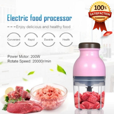 Multipurpose Food Processor