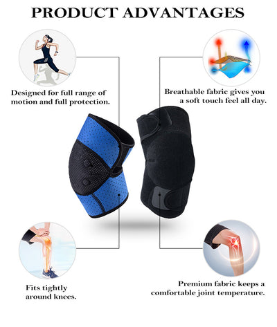 Magnetic Therapy Knee Pad