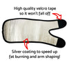 Silver Coated Arm Shaper