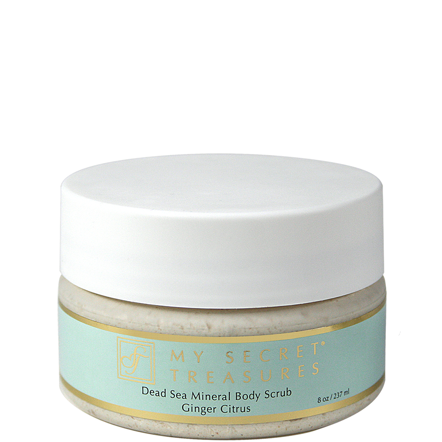 Spreadable Dead Sea Mineral Body Scrub