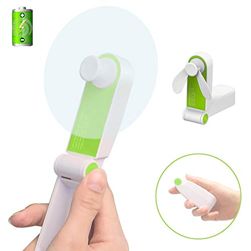 Supabear Personal Handheld Fan, Mini Portable Pocket Fan