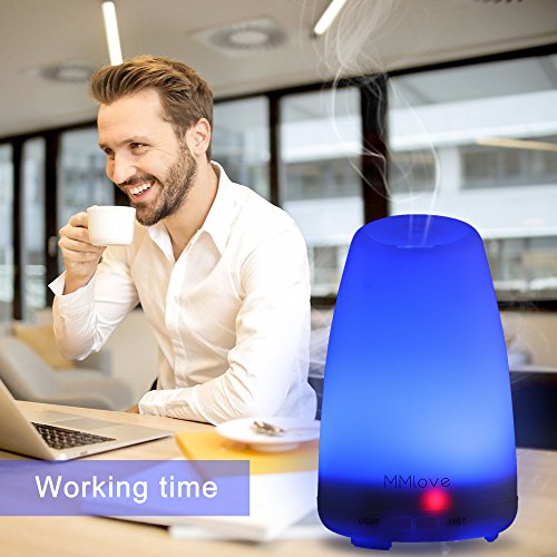 100ml Essential Oil Diffuser