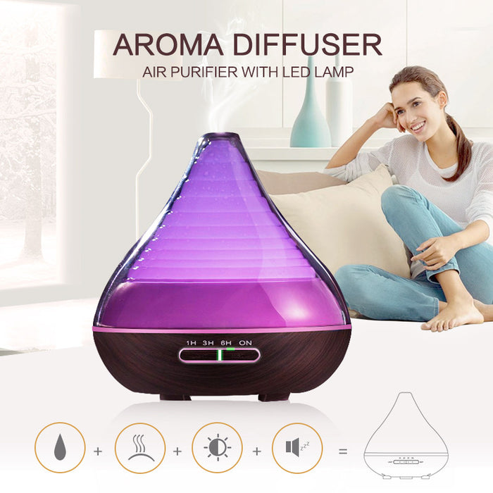 NEON Cool Mist Humidifier