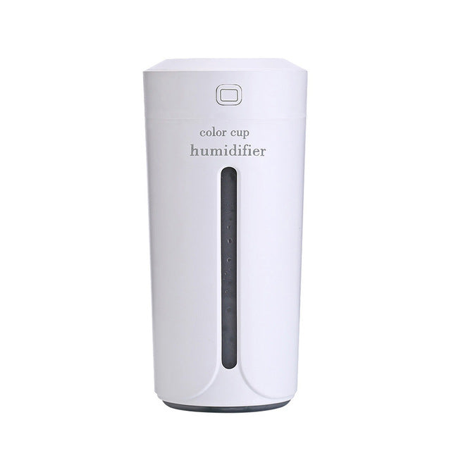 Laser LED Ultrasonic Humidifier