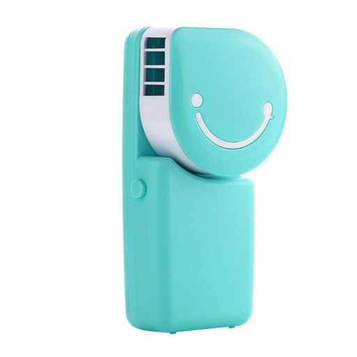Mini Portable USB Rechargeable Air Conditioner Cooling Fan Handheld Cooler