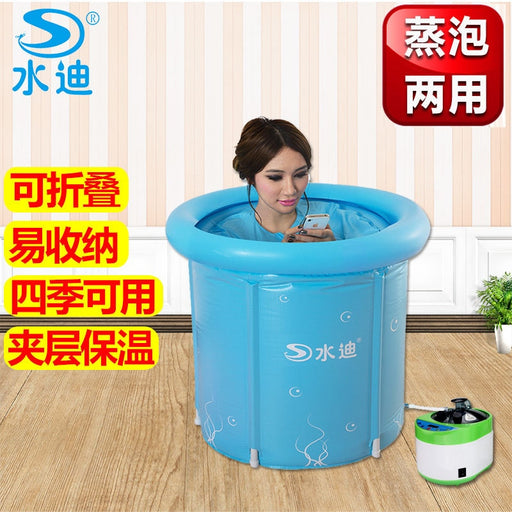 Bucket Aromatherapy Steam Room
