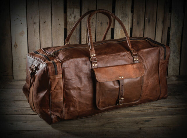 Solve the riddle of leather bag maintenance