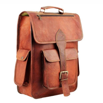 Genuine Leather Bag | Hulsh