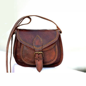 Women's Leather Crossbody Bag