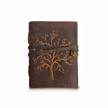 Leather Journal and Travel Dairy