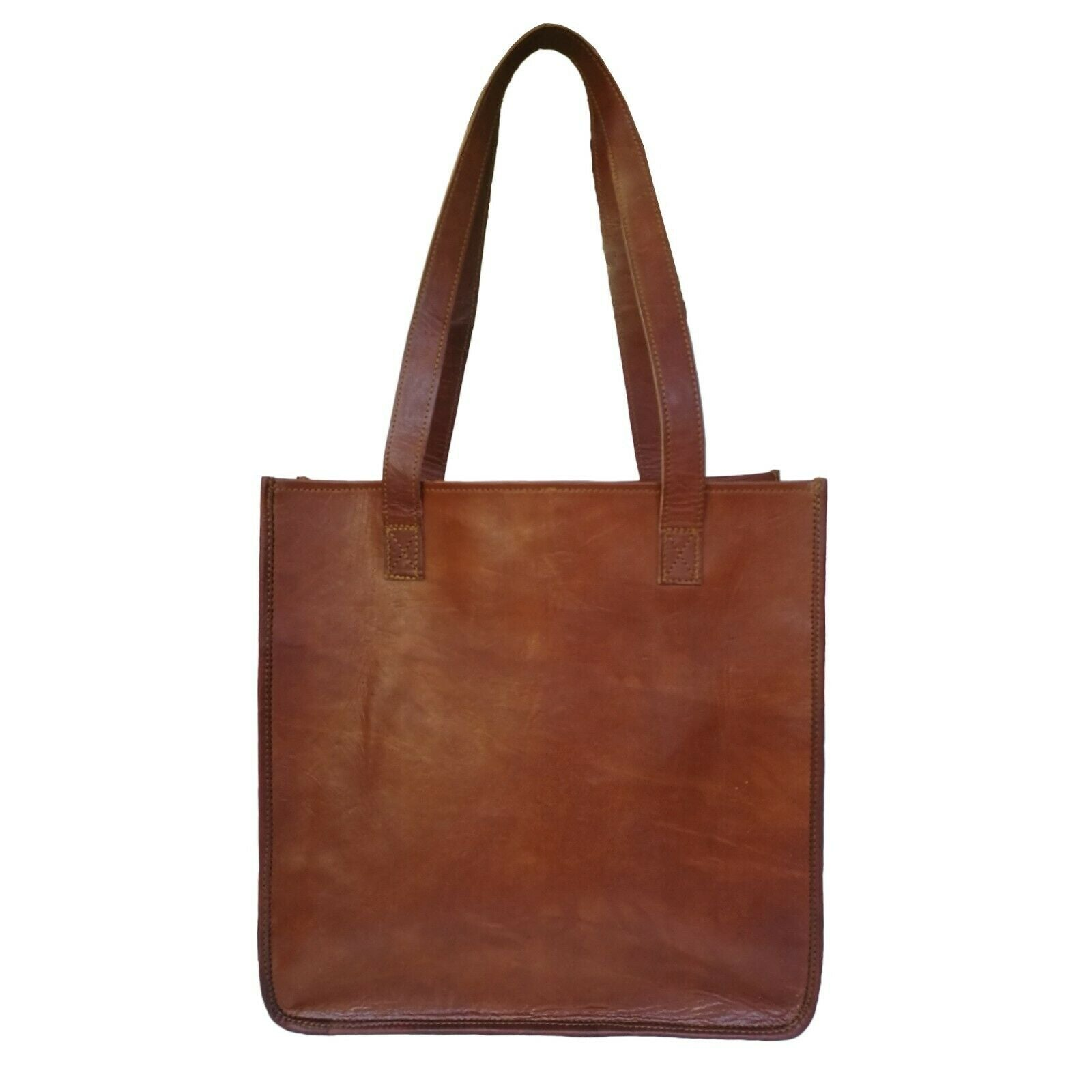Women's Classic Leather Tote