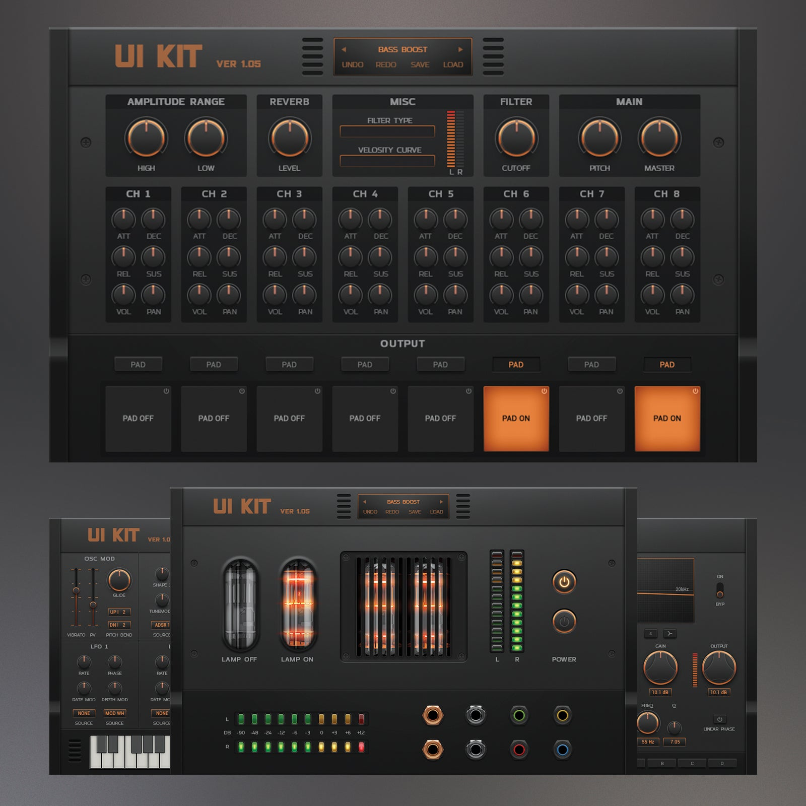UI kit bundle
