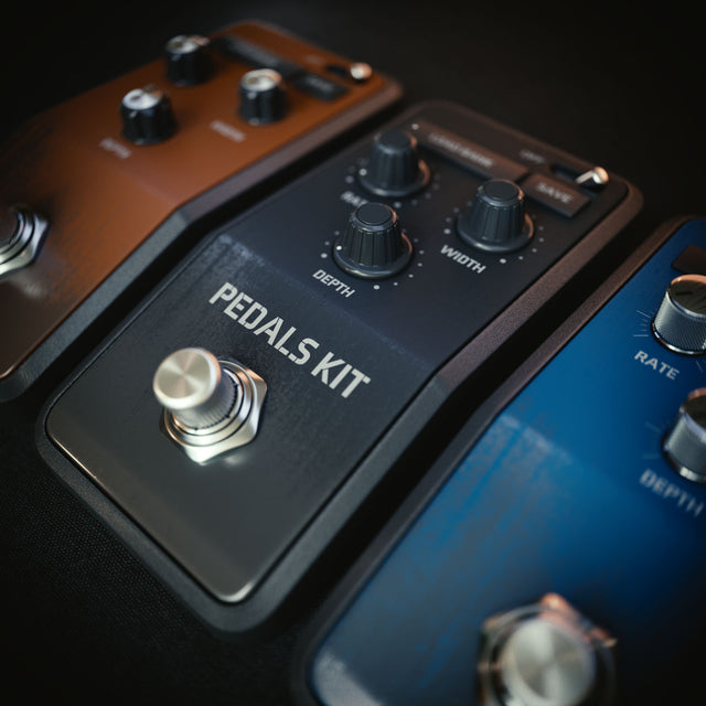Guitar Pedals preview