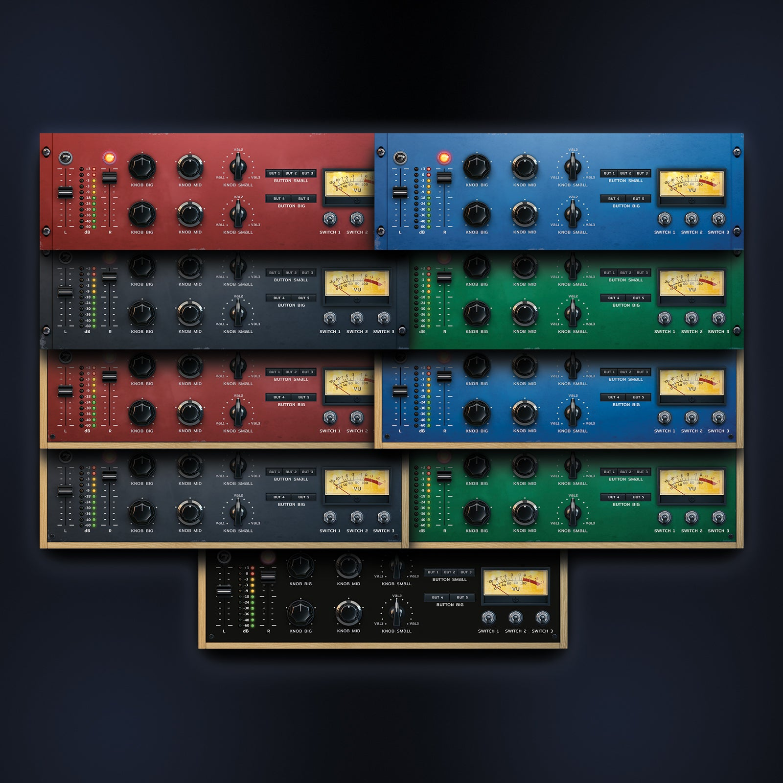 Vintage Compressor bundle