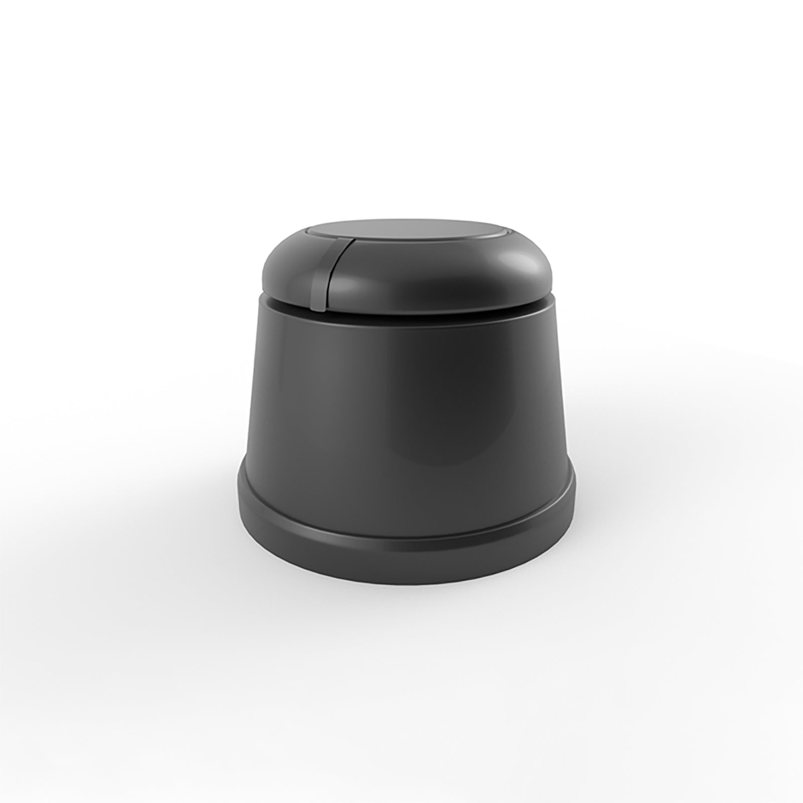 Double section knob 3d model