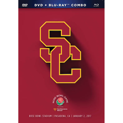 2017 103rd Rose Bowl DVD & Blu-Ray™ Combo