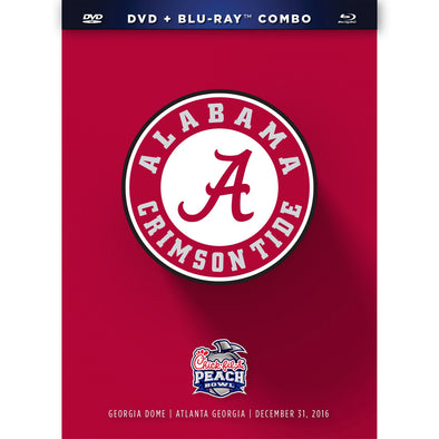 2016-17 Chick-Fil-A Peach Bowl DVD & Blu-Ray™ Combo