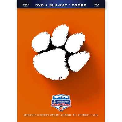 2016-17 Playstation Fiesta Bowl DVD & Blu-Ray™ Combo