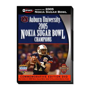 2005 Sugar Bowl: Auburn vs. Virginia Tech DVD
