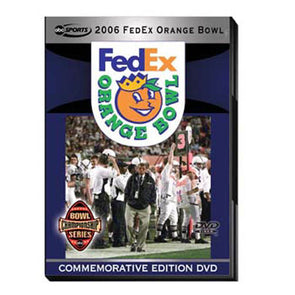 2006 Orange Bowl: Penn State vs. Florida State DVD