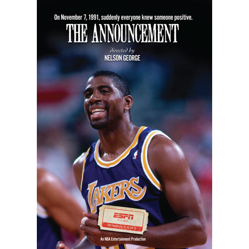 ESPN Films: The Announcement DVD