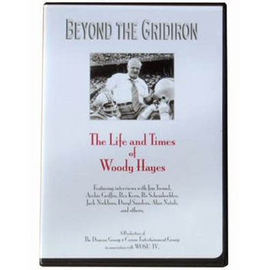 Woody Hayes Beyond the Gridiron DVD