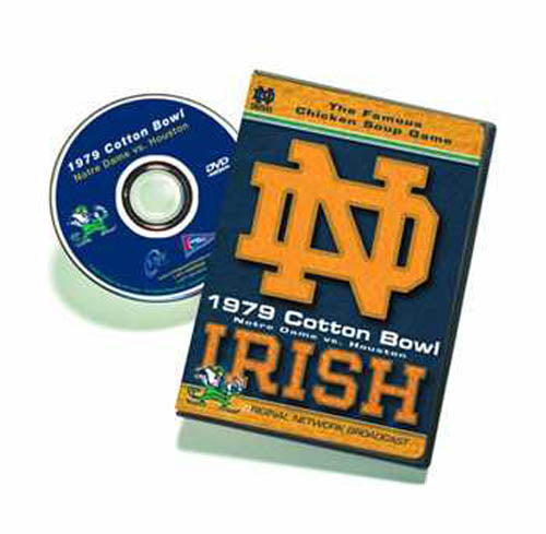 1979 Cotton Bowl: Notre Dame vs. Houston DVD