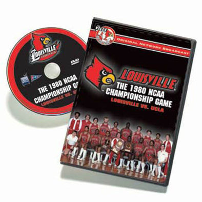 1980 NCAA Championship Game: Louisville vs. UCLA DVD