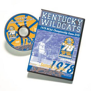 1978 NCAA Championship Game: Kentucky vs. Duke DVD