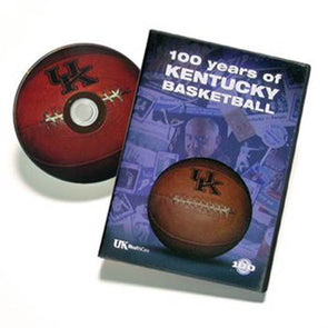 100 Years of Kentucky Basketball DVD