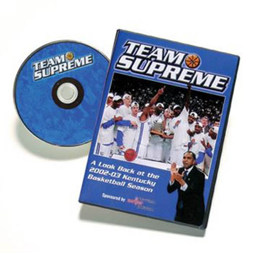 Team Supreme DVD
