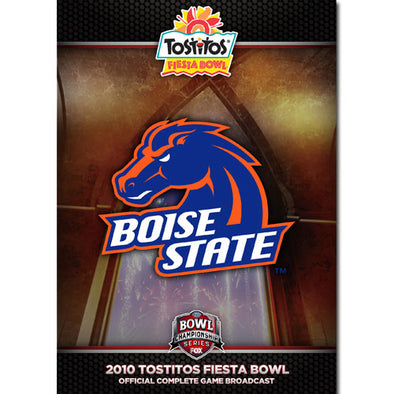 2010 Tostitos Fiesta Bowl: Boise State DVD