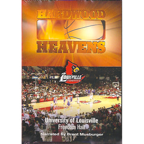 Hardwood Heavens: Louisville Freedom Hall DVD