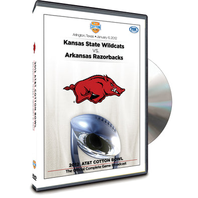 2012 AT&T Cotton Bowl: Classic DVD