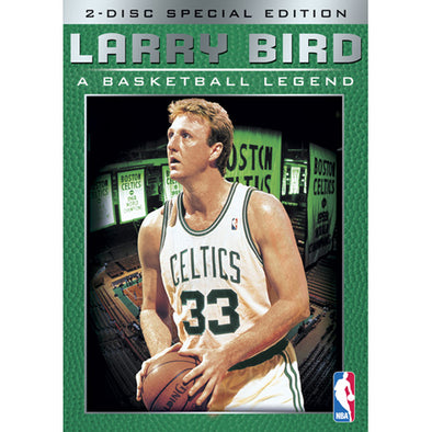 NBA Larry Bird A Basketball Legend 2-Disc Special Edition DVD
