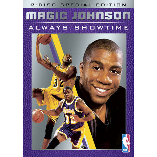 NBA Magic Johnson Always Showtime 2-Disc Special Edition DVD