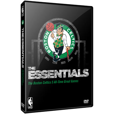 NBA Essential Games of the Boston Celtics DVD