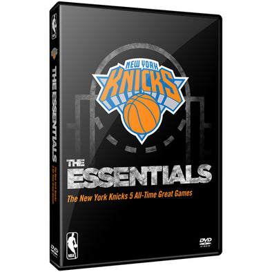 NBA Essential Games of the New York Knicks DVD