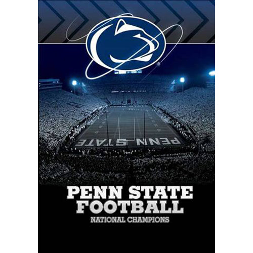 Penn State Football National Champions DVD